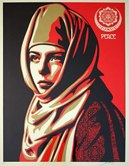 Shepard Fairey-Universal Personhood-2013
