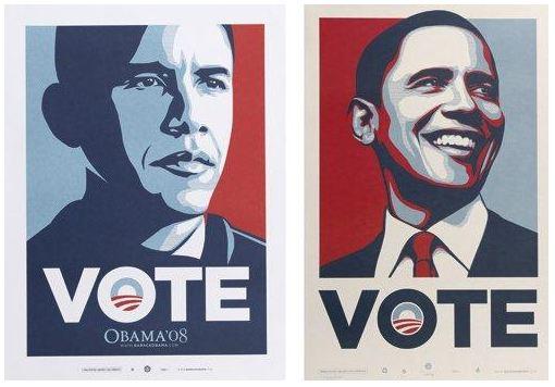Shepard Fairey-Vote-2008