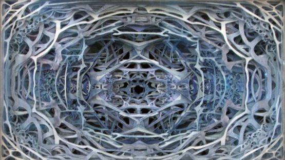 Sherri Hay - wastohavebeen underground heaven, 2012 (detail)