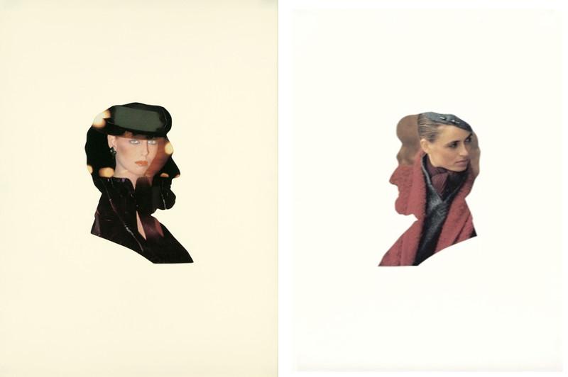 Sherrie Levine - Untitled (President 4), 1979, Sherrie Levine - Untitled (President 5), 1979, presidential series