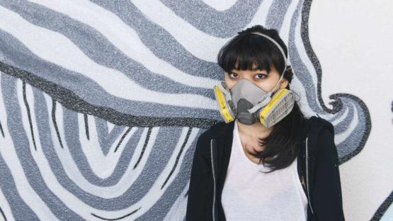 Sheryo - Artist portrait, 2015, photo via wadezig.com