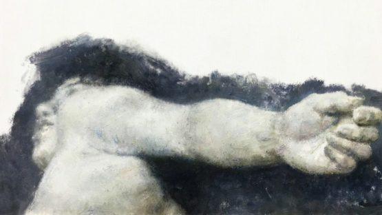 Shi Chong - Gesture (Detail), 2015