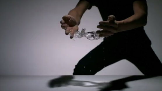 Shinichi Maruyama - Water Sculpture movie