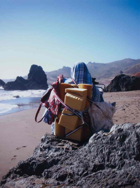 Shinique Smith-Untitled (Rodeo Beach Bundle)-2007