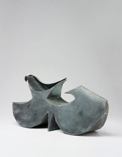 Shirazeh Houshiary-Untitled-1985