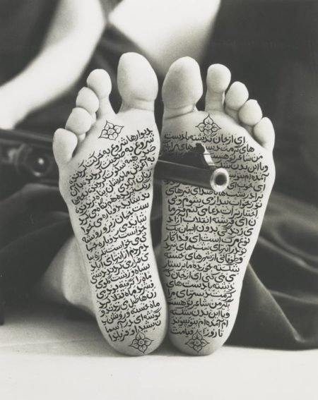 Shirin Neshat-Allegiance With Wakefulness (From The 'Women Of Allah' Series)-1994