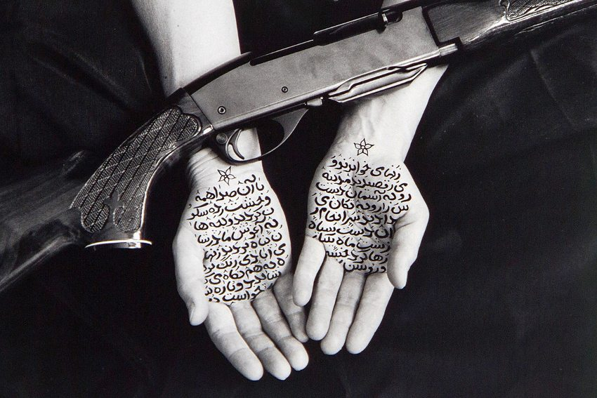 Shirin Neshat - arts films search gladstone gallery