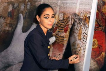 Shirin Neshat - Interpreter of Contrasts - Is our Artist of the Week