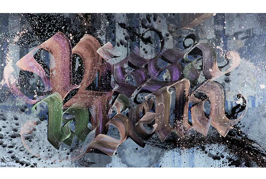 youtube videos of calligraffiti from aufrufe dauer anmelden geladen theosone on show at unrulygallery..