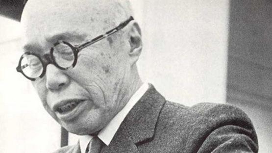 Shoji Hamada at the University of Michigan, 1967 or 1968