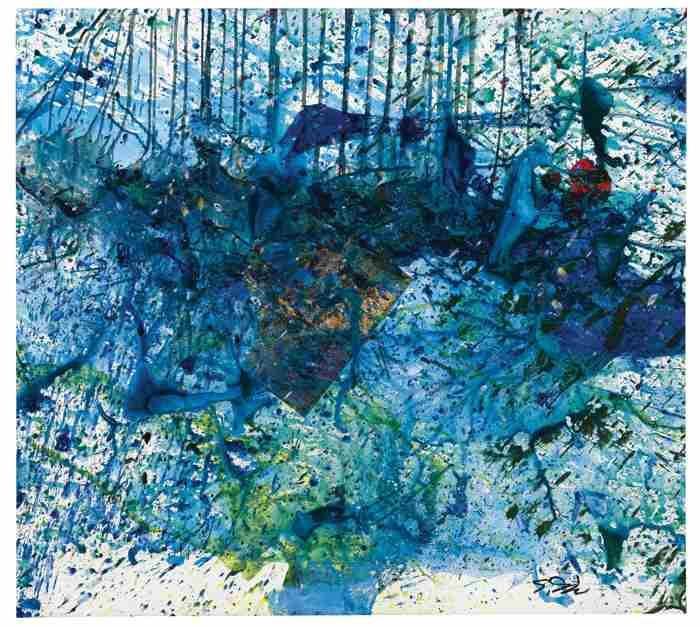 Shozo Shimamoto-Proof Of Peace Au 33-2008