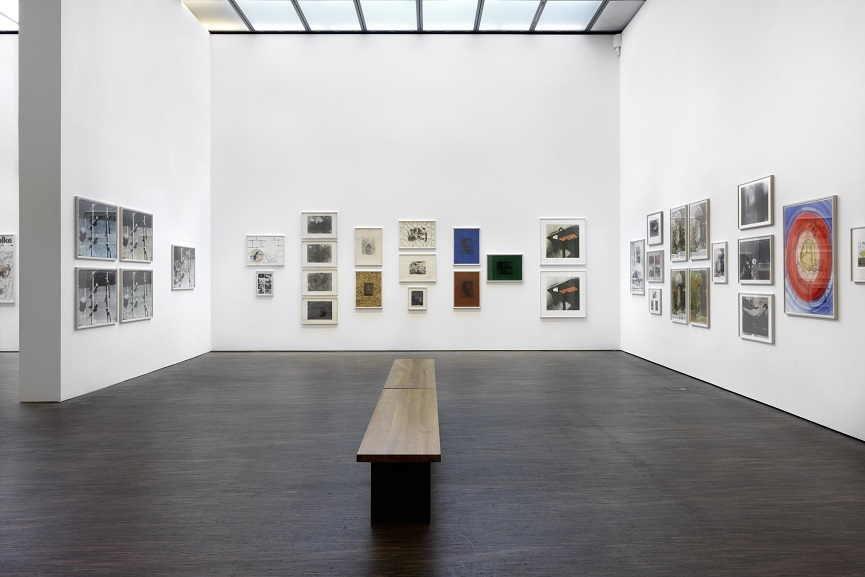 Sigmar Polke - Die Editionen Installationsansicht 2017 © me Collectors Room, Berlin. Photo Bernd Borchardt