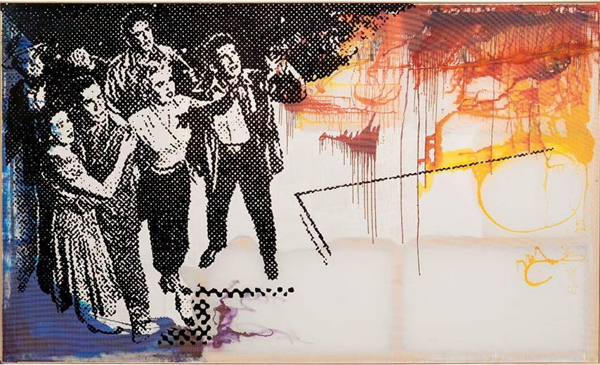 Sigmar Polke news use  tate  modern