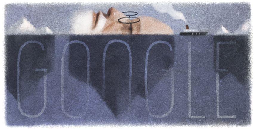 2016 google doodle art