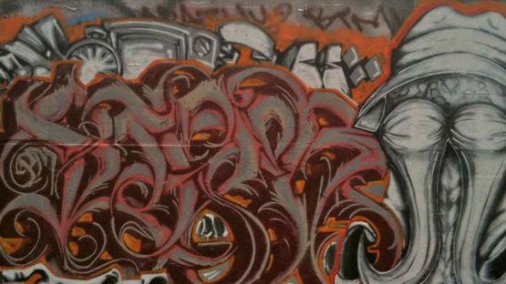 Siker - street art - photo via fatcap