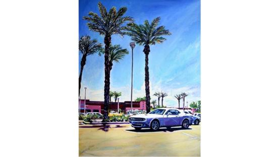 Silke Mathe - For a shopping center (Phoenix Arizona), 2016