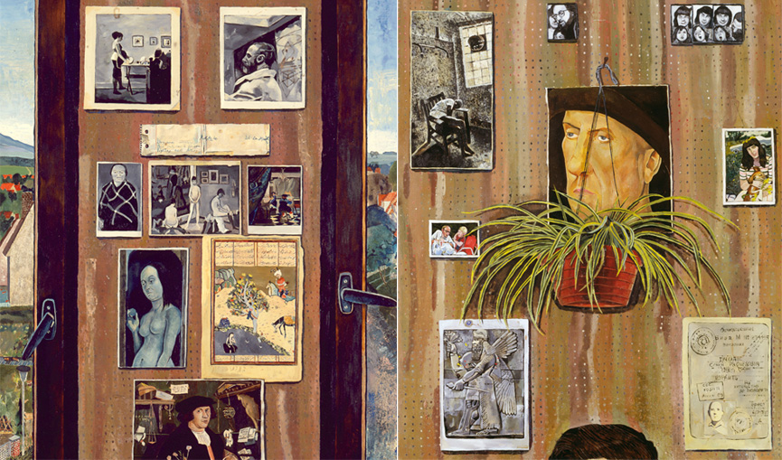 Simon Dinnerstein The Fulbright Triptych