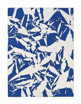Simon Hantai-Etude (Study)-1970