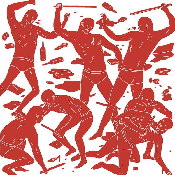 Artist of the Week - Cleon Peterson