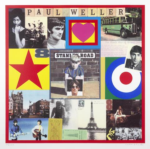Peter Blake-Paul Weller's Stanley Road-2003