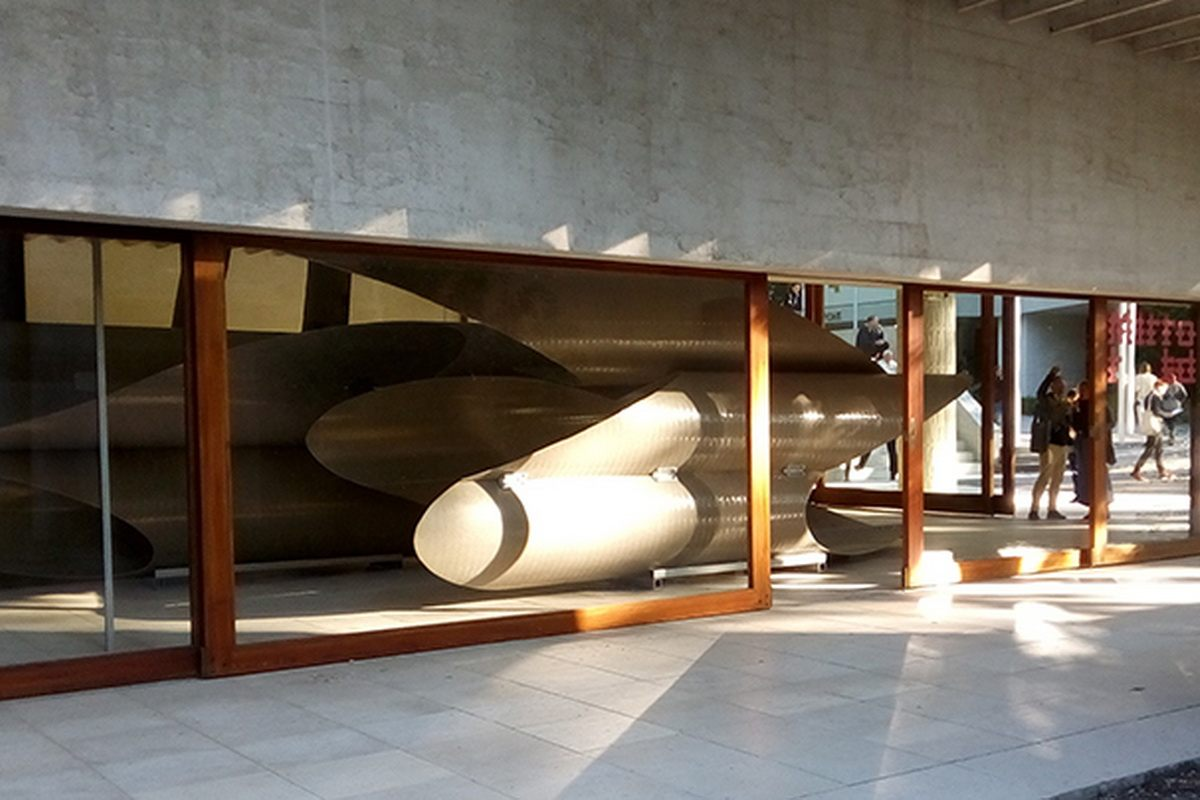 Siri Aurdal - ONDA VOLANTE at Venice Biennale 2017