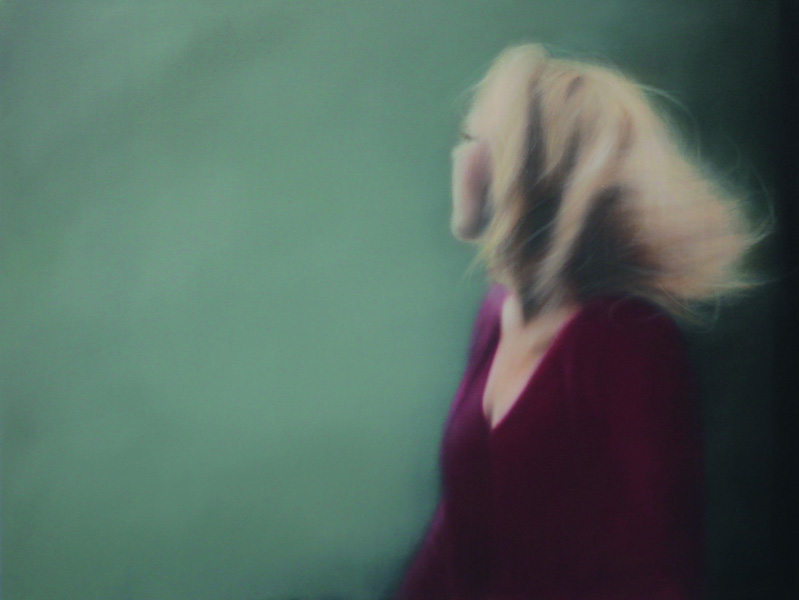 Siri Gindesgaard - Uncertainty, Courtesy Galleri Ramfjord