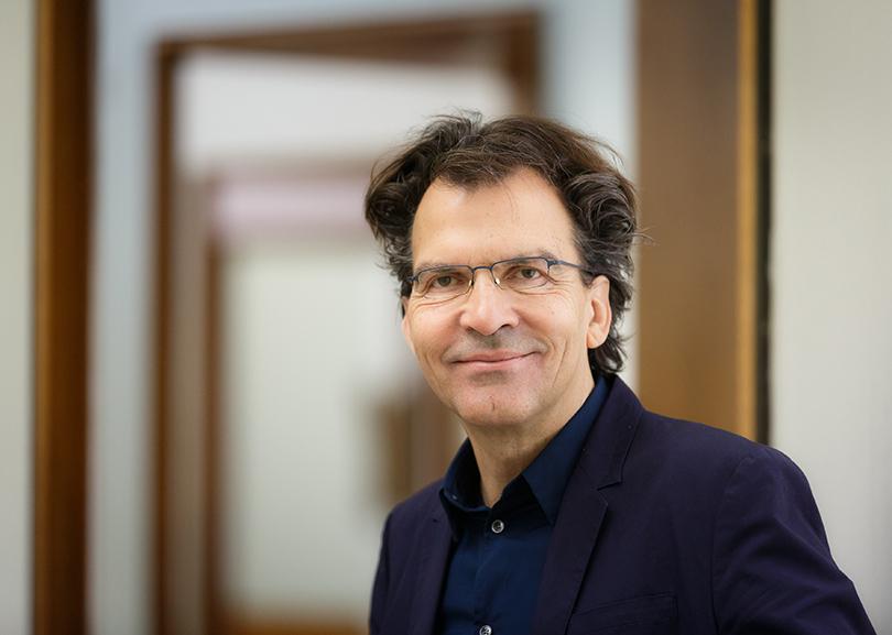 Sjarel Ex, Museum Boijmans Van Beuningen Director