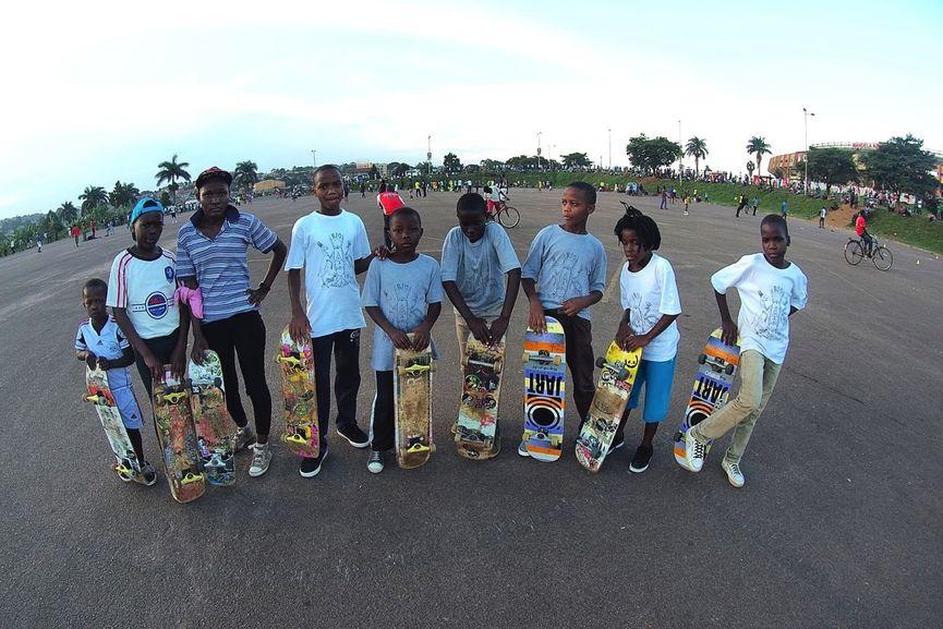 Skate & Learn