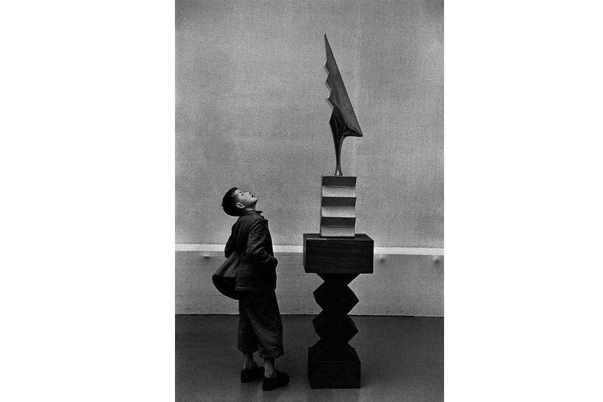 Skulptur von Brancusi