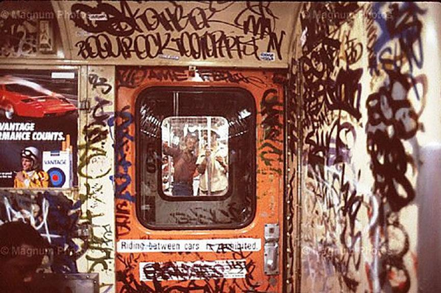 street art 90's