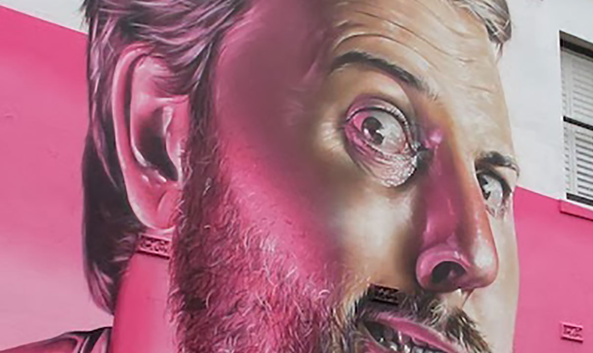 Scottish street art
