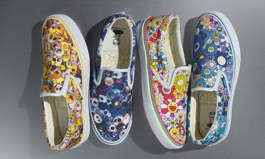 Murakami Vans Collaboration
