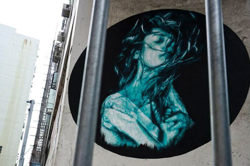 New wall by snik