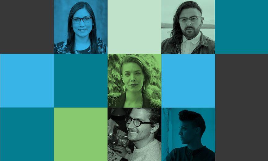 Sobey Art Award, 2018 Shortlisted Artists
