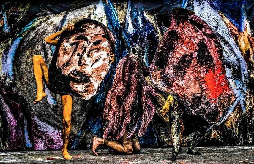 Sofia Borges - Theatre for Artifice