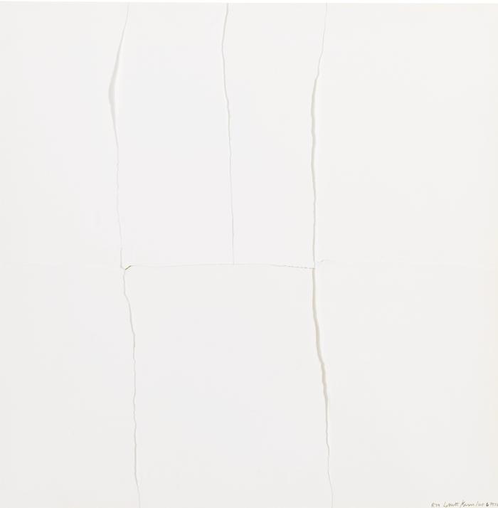 Sol LeWitt-R 79-1972