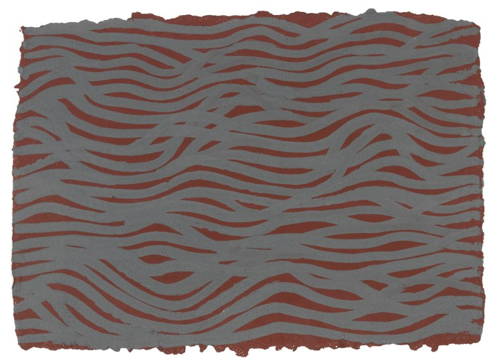 Sol LeWitt-Tangled Bands-2002