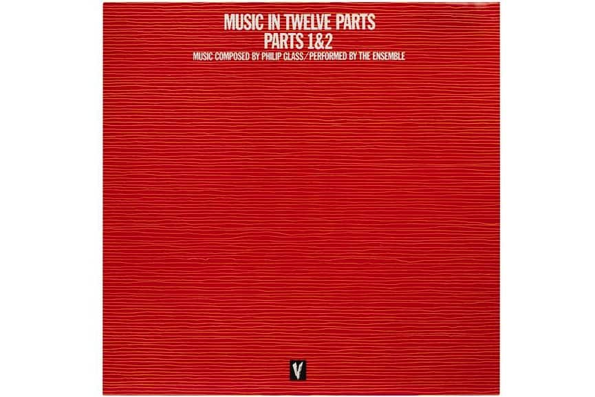 Sol Lewitt - Music in Twelve Parts by Philip Glass, 1988