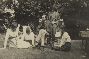 The Philosophy and Aesthetics of The Bloomsbury Group