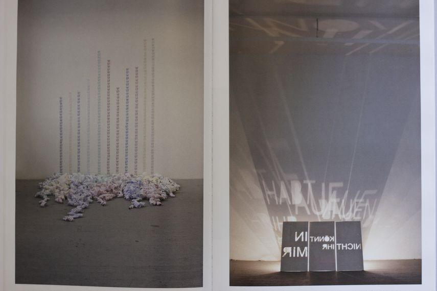 Sonja Allgaier Installations