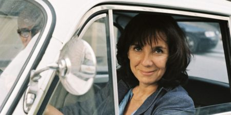 Sophie Calle - Photo of the artist - image via whitechapelgallery