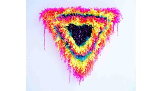 Sparkles Positron - Rainbow Muff