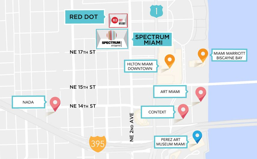 Spectrum Miami Location