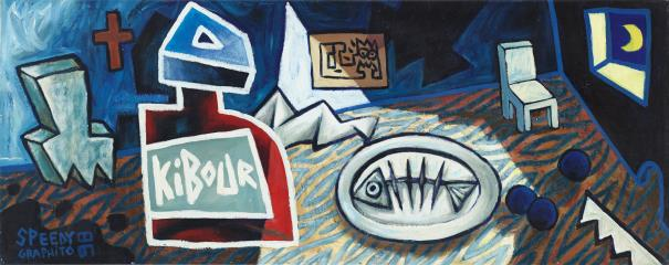 Speedy Graphito-Kibour-1986