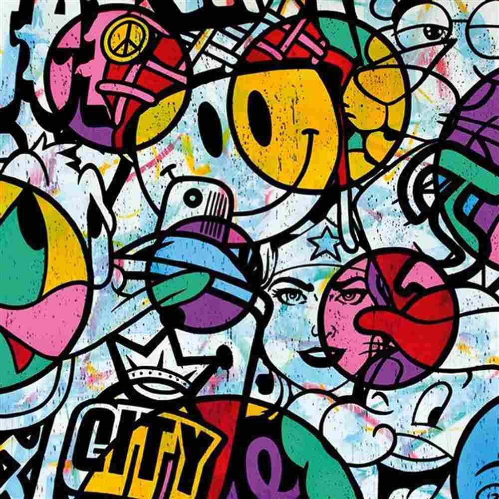 Speedy Graphito-Street Live-2014