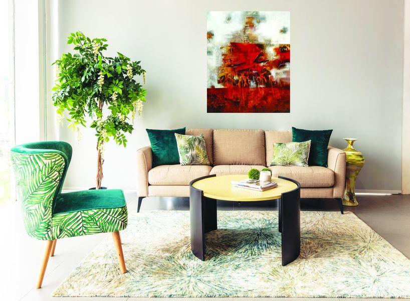 Sri Pramono artwork on display
