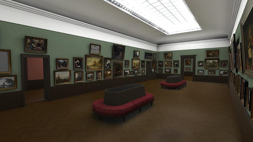 Städel Museum Virtual Reality