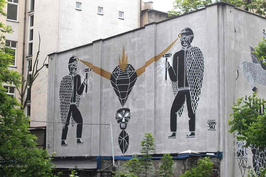 Poland murals 2012 festiwal