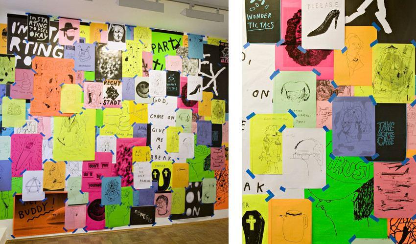 Stefan Marx - Mehr als ein T-Shirt Kunstverein Bielefeld - 2009