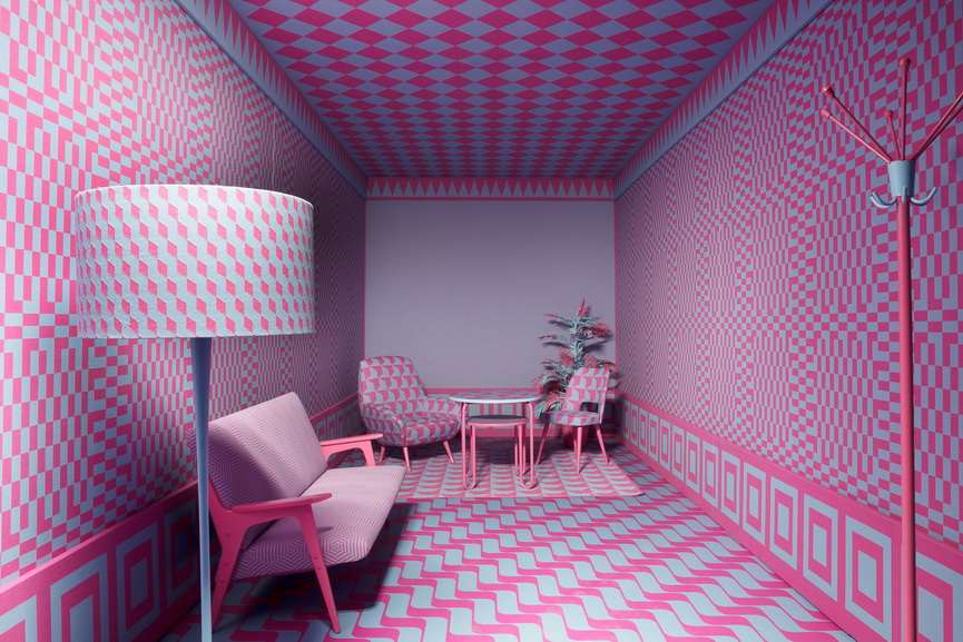 Stefan Sagmeister and Jessica Walsh - Color Room
